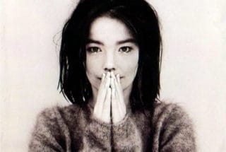 Bjork debut interview