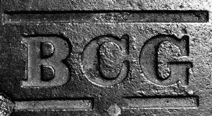 bcg metal logo