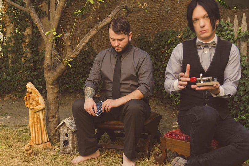 Interview with Chris Vrenna