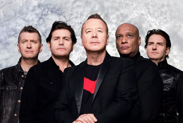 Simple Minds Jim Kerr interview