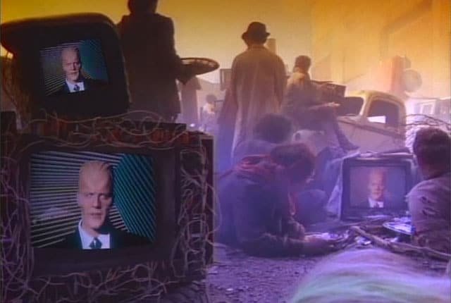 Midge Ure Max Headroom