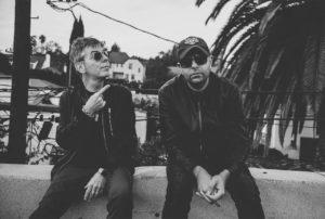 Andy Rourke and Kav - Blitz Vega